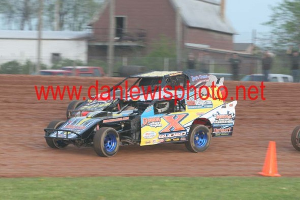 Chris Budzban IMCA 5/20/11