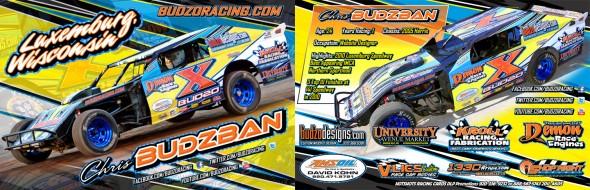 BUDZO RACING 2011 HOTSHOTS