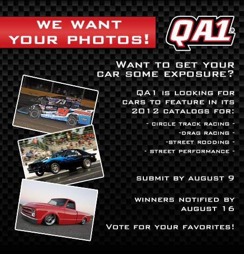 QA1 Motorsports Photo Contest