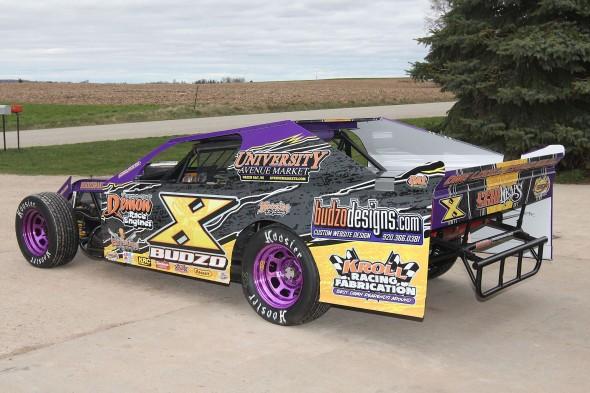 Budzo Racing Chris Budzban IMCA Fan Favorite Contest