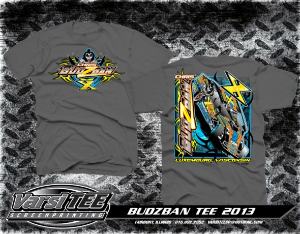 Budzo Racing Team Apparel