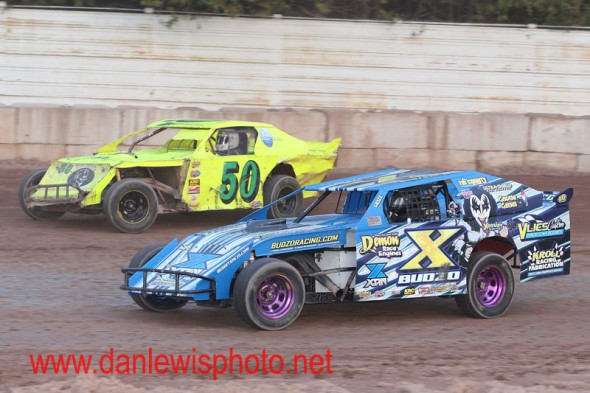 Budzo Racing Notches First Top-5 Finishes of 2014