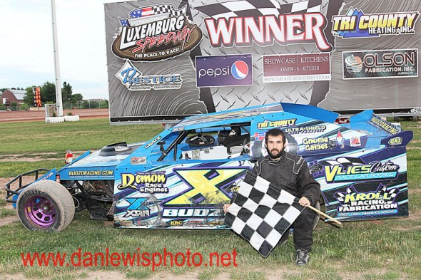 7/11 Heat Race Win Luxemburg