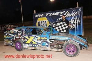 Budzo Racing Feature Win