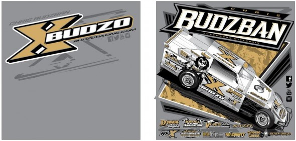 Budzo Racing 2015 Apparel Order