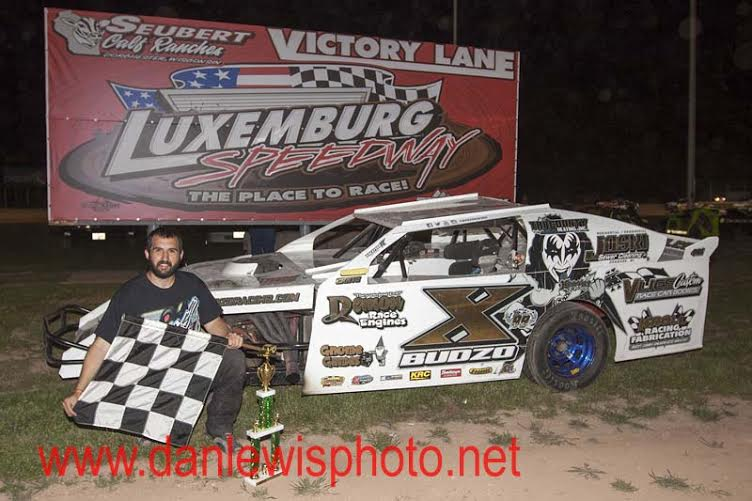 Budzo Racing Luxemburg Win 6/19/15