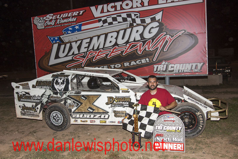 Budzo Racing 7/24/15 Win at Luxemburg